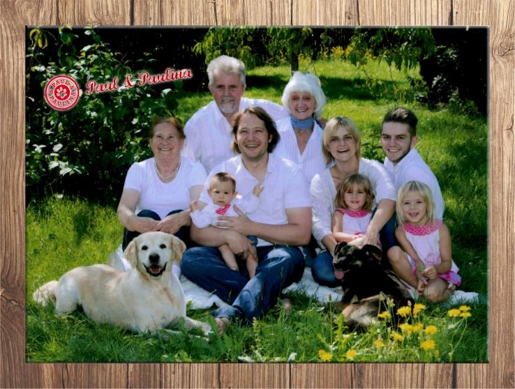 Die Paul&Paulina Familie